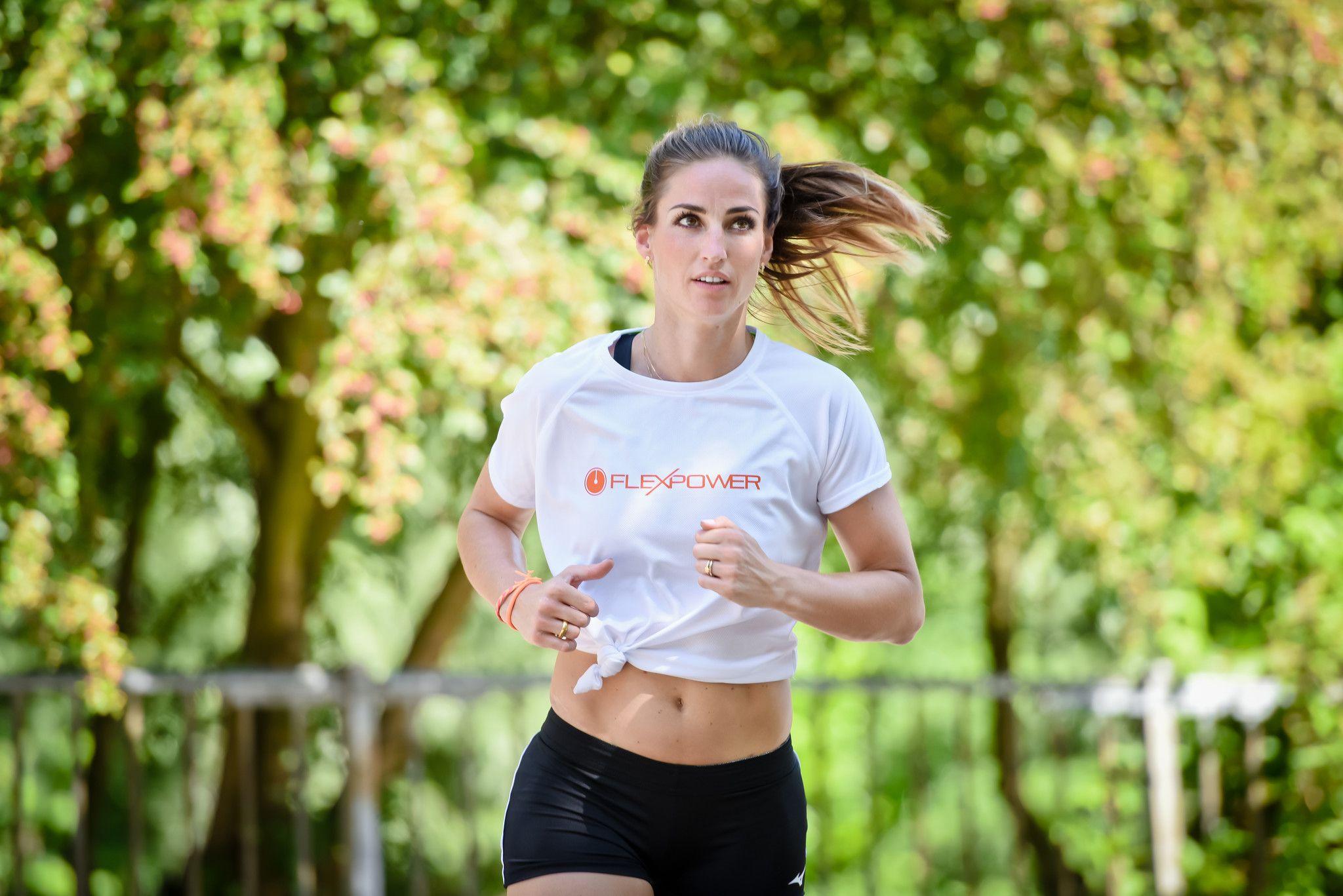 Hardlopen met spierpijn kan goed zijn om te herstellen
